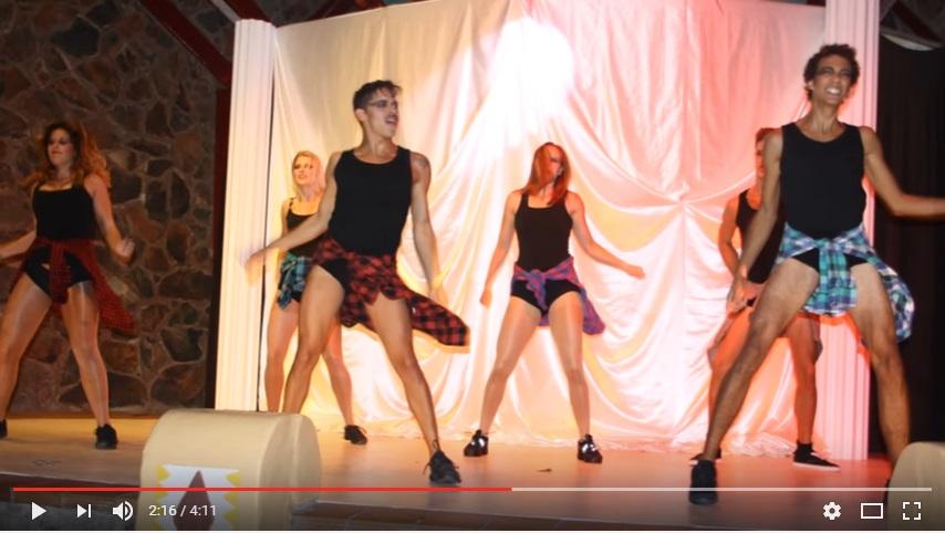 tanssi urheilu confidence